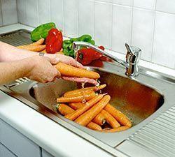 bicarbonato sódico para verduras